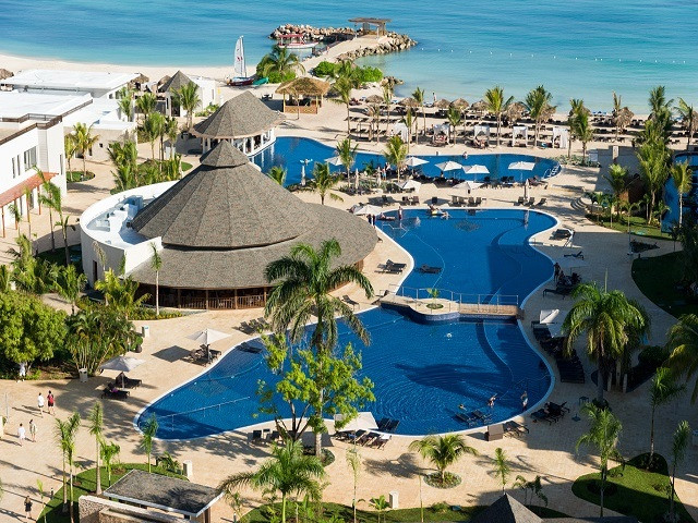 Royalton White Sands All Inclusive Montego Bay Jamaica